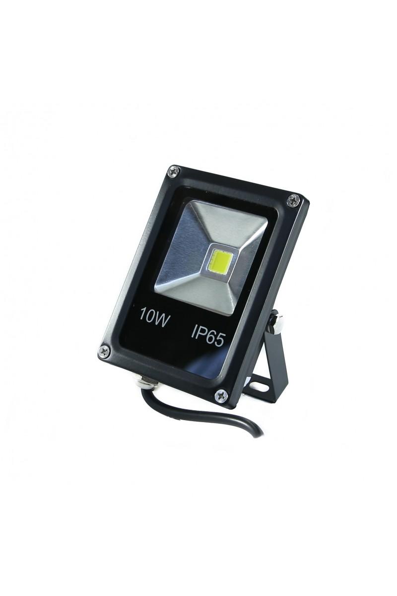 Светодиодный прожектор SVLIGHT ZL4002 10W черный