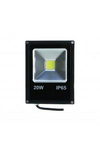 Светодиодный прожектор SVLIGHT ZL4002 20W черный