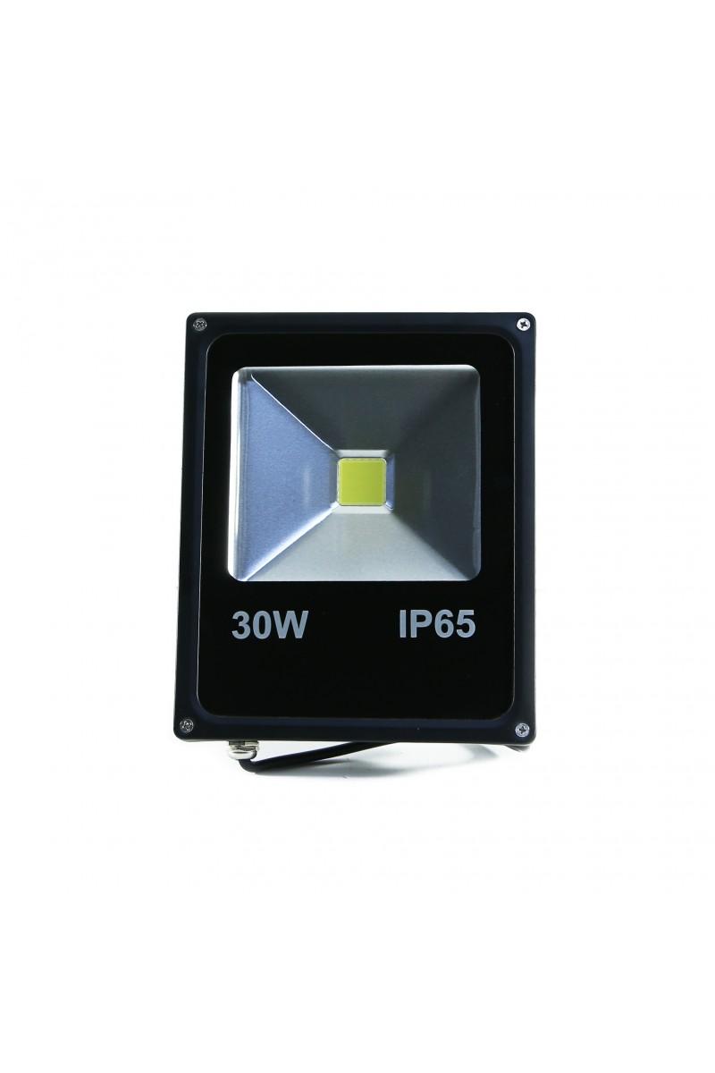 Светодиодный прожектор SVLIGHT ZL4002 30W черный