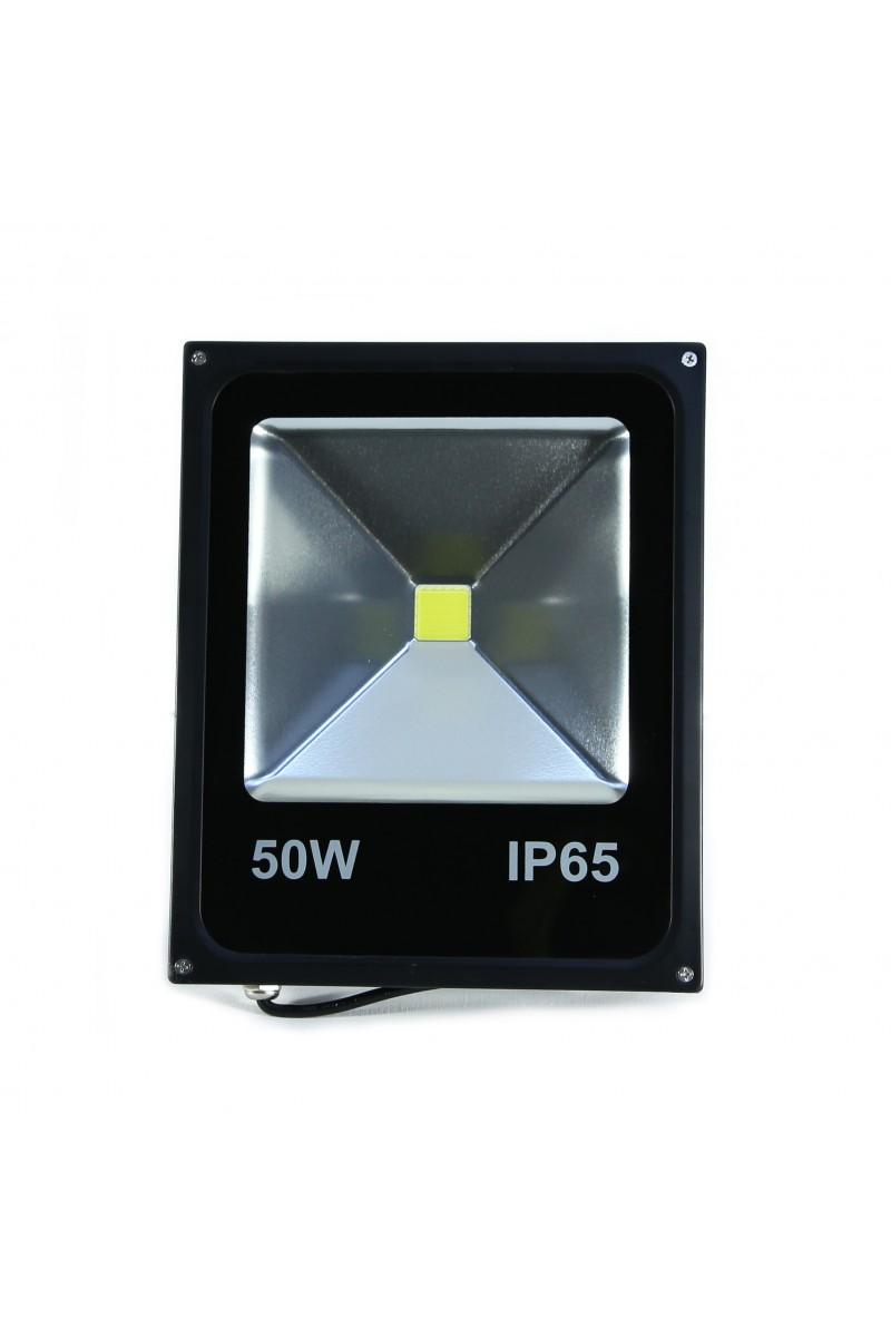 Светодиодный прожектор SVLIGHT ZL4002 50W черный