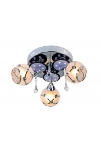 Люстры с LED подсветкой