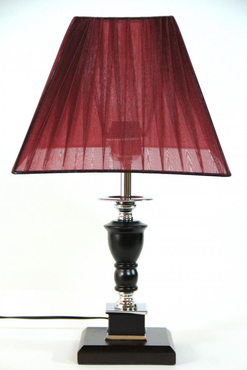 Деревянная настольная лампа SVLIGHT 1164