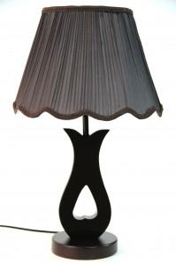 Деревянная настольная лампа SVLIGHT 2368