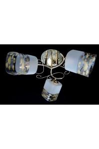 Классическая Люстра SVLIGHT трехламповая 2147A/3 золото