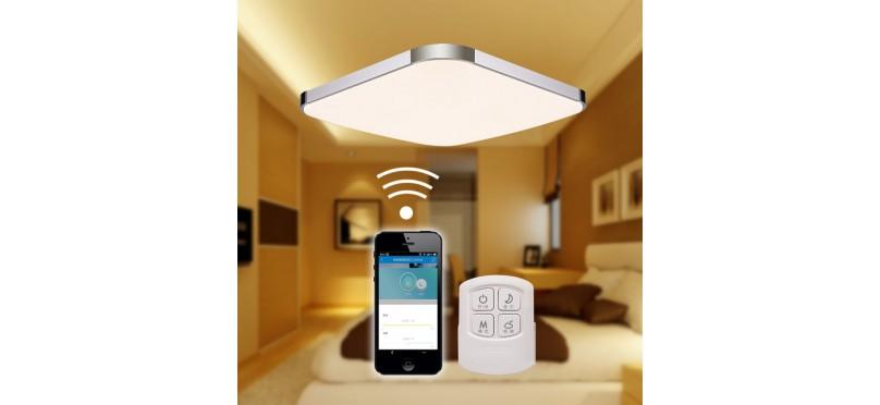 Сделаем свой дом «умным»:  люстры и светильники для «умного» дома