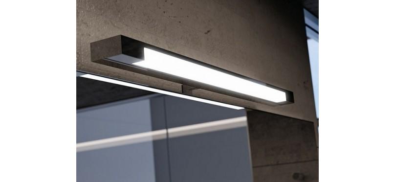 Для ванной комнаты нужно подбирать влагозащищенные светильники